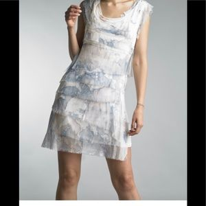 TEMPO PARIS tiered dress